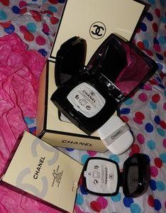 Limited Edition Chanel CC Cushion Foundation Set